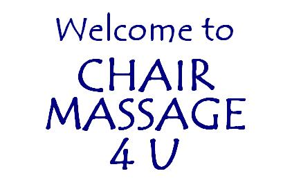 Chair Massage 4 UServing Northern Virginia and the Greater